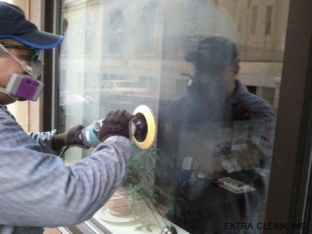Pulido de cristales rayados una vez que el dao es - Reparar cristales rayados ...