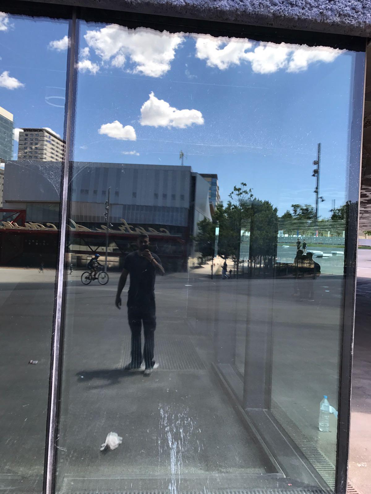 RECIGLASS actúa en el Museo de Ciències Naturals de Barcelona